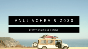 Anuj Vohra 2020