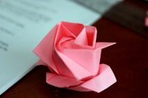 """One Minute Kawasaki Rose"" by Toshikazu Kawasaki (it took me longer than a minute"