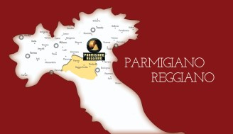 The Parmigiano Cheese Production Area