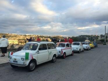 Fiat 500 convention