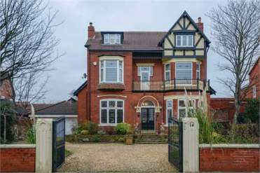 A typical late Victorian house, Grosvenor Rd, Birkdale