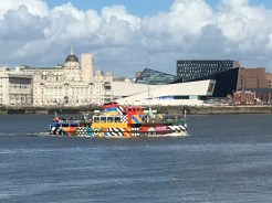 Dazzle Ferry and Customs House