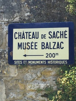 Nearby Balzac escaped the drama of Paris to write and relax