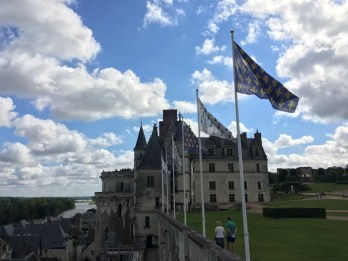 Amboise - the royal chateau