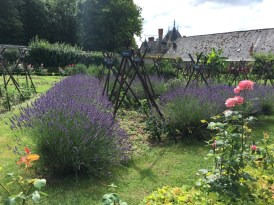 Gardens at Chateau Bourdalaisiere