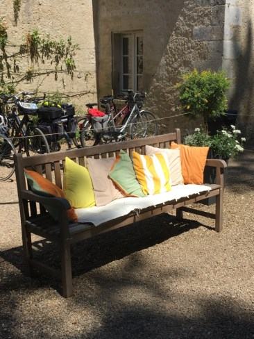 A real welcome - Comfort in the garden