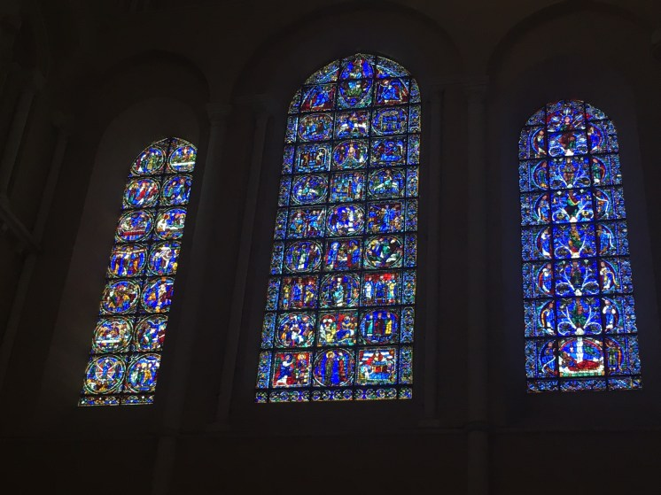 Chartres - stained glass