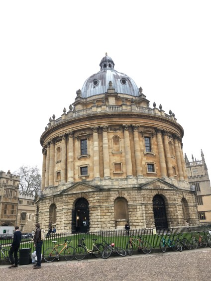 Radcliffe Camera (library) Oxford