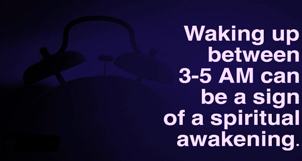 Do You Wake Up At The Same Time Every Night? This Might Be Why