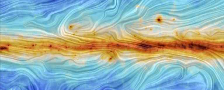 GalacticMagneticField planck