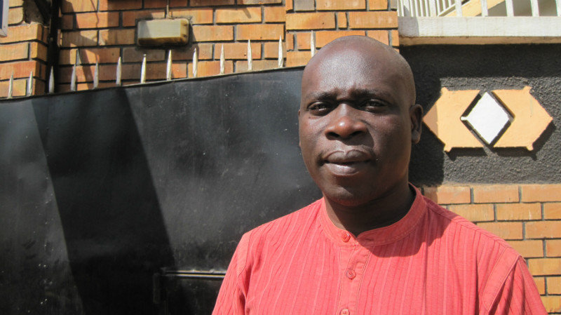 Charles Lugemwa, Kampala Host Director of Hope Medical Clinics, Kampala, Uganda