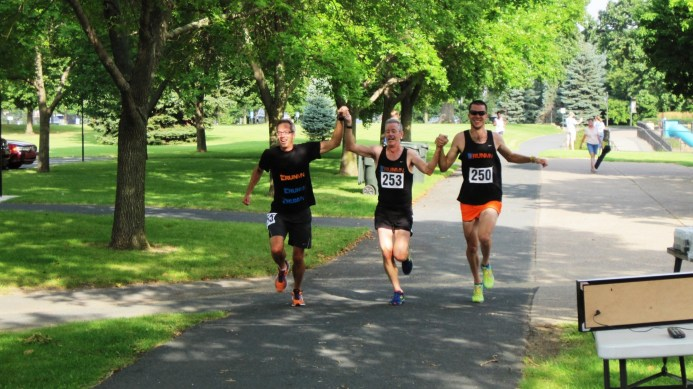 Running for Victory 5K Winners