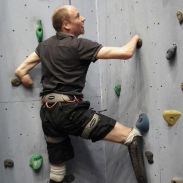 Seminar de sporturi montane pentru persoane cu handicap