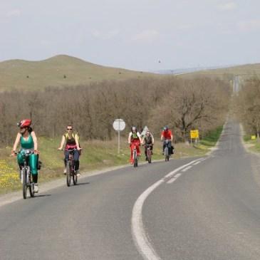 Românii şi bicicletele
