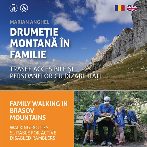 AECO România prezintă Ghidul de Drumeție Montană în Familie la Târgul de Turism de la București