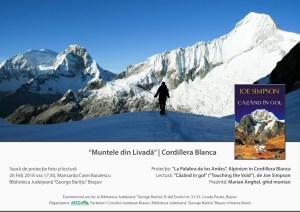 Muntele din Livada - Cordillera Blanca