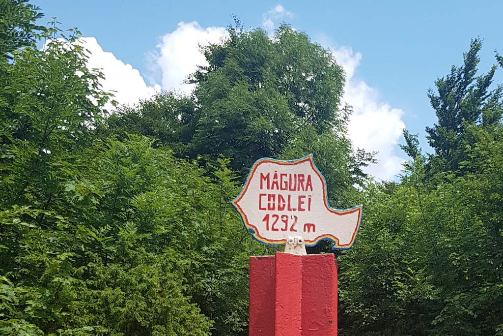 Zeidenwege - Potecile din Codlea