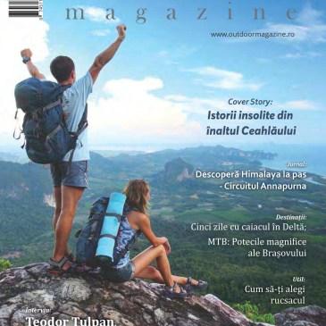 "Despre ""Zeidenwege"" în revista ""Outdoor"""