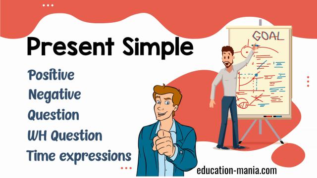 English Grammar - Present Simple Tense
