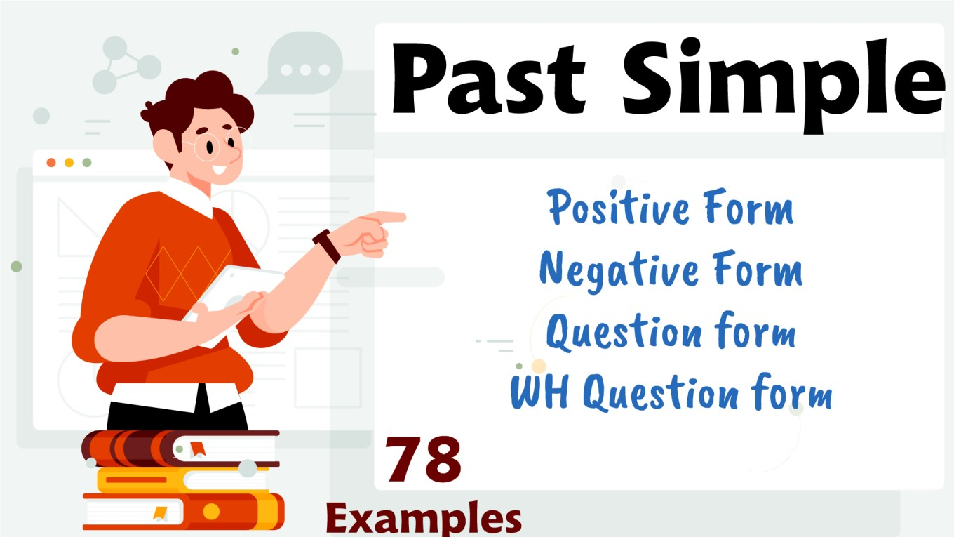 English Grammar 5 - Past Simple Honest Video