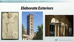 Romanesque Architecture Characteristics, Examples