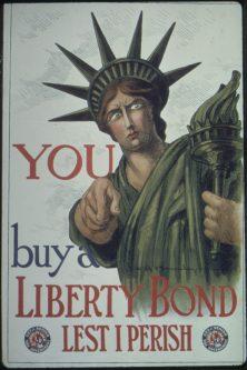 YOU Buy a Liberty Bond. Lest I Perish