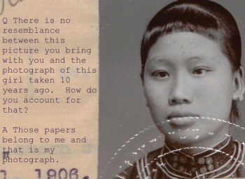 Interrogation and Image of Jew Yeung