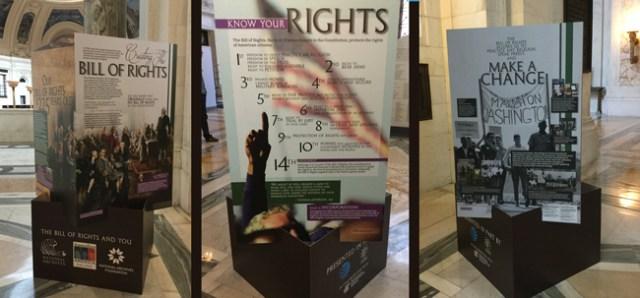 Bill of Rights Exhibit
