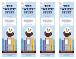 Write Stuff Bookmarks