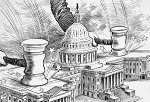 Congress Will Come to Order political cartoon