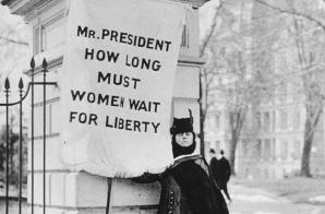 Mr. President How Long Must Women Wait for Liberty