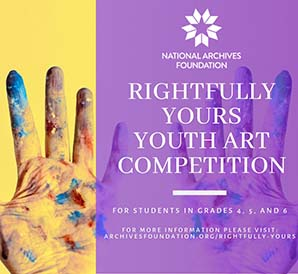 Rightfully Yours Youth Art Competition