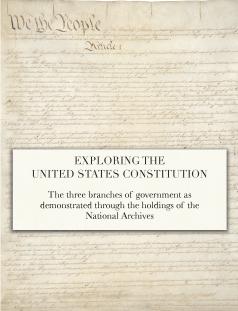 Exploring the United States Constitution eBook