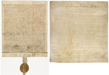 Magna Carta and the Bill of Rights