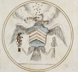 Eagle inside the Great Seal