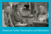 American Indian Termination and Relocation