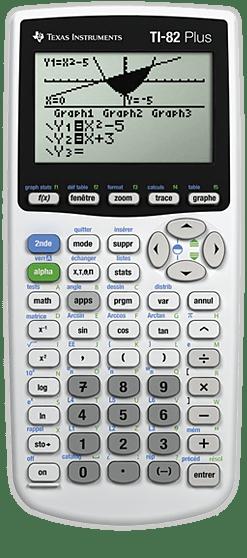 Texas Instruments Ti 82 Advanced Mode Examen : texas, instruments, advanced, examen, TI‑82