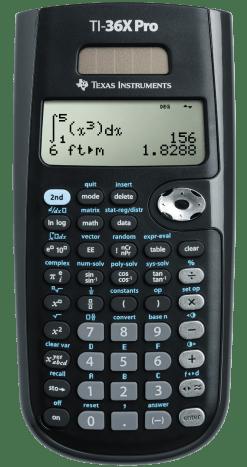 Ti 36x Pro Scientific Calculator