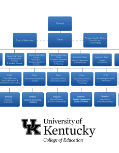 Organization chart also  uk college of education rh educationy