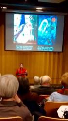 Conférence de Syvie Coutu sur Chagall et Le Sauteur, 2017
