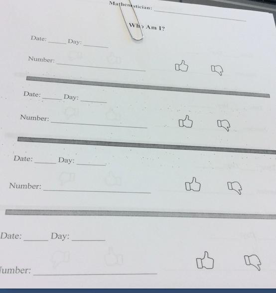 A Fourth Grade Math Routine