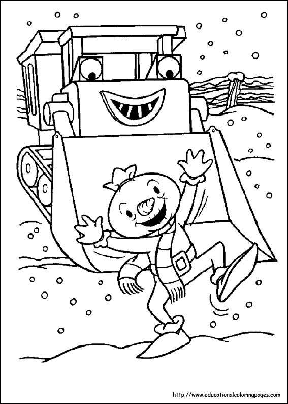 The Bob The Builder Dot To Dot Coloring Pages Printable