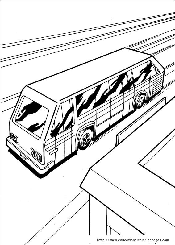 Hot Wheels Coloring Pages free For Kids
