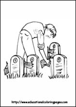 Memorial Coloring Pages free For Kids