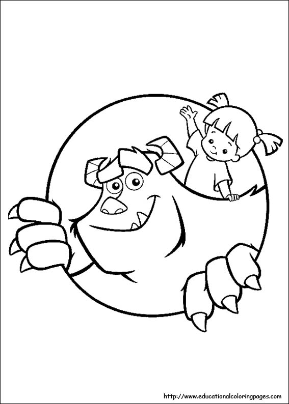 Free coloring pages of fungi worksheet