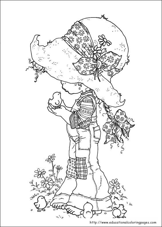 Sarah Kay Coloring Pages Educational Fun Kids Coloring