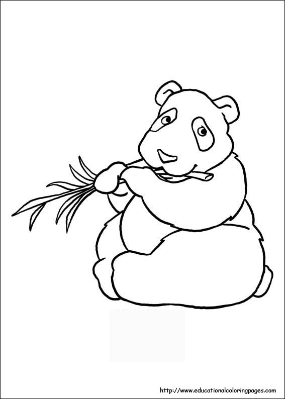 Zoo Coloring Pages free For Kids