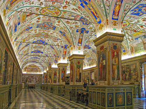 Vatican Museums Educational Tours Abroad