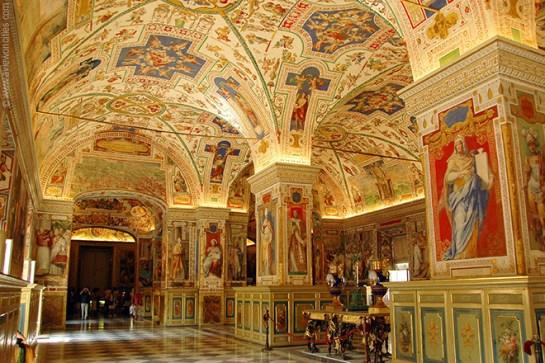 متاحف الفاتيكان (The Vatican Museums) ,متحف