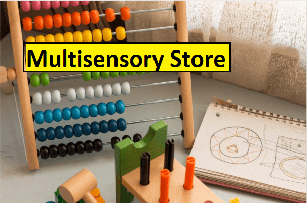 Multisensory Supplies Great for Homeschooled Students